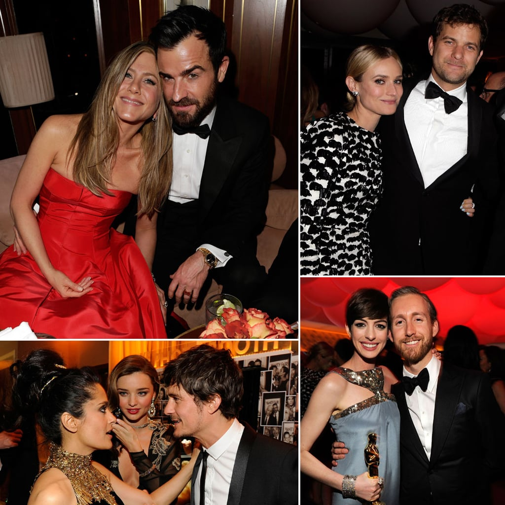Inside Vanity Fair's A-List Oscars After Party