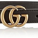 Gucci Leather Belt ($330)