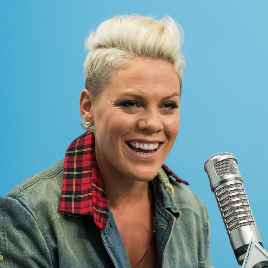 Pink's Parenting Style