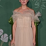 Olivia Palermo at The Green Carpet Fashion Awards 2019