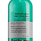 Anthony Invigorating Rush Hair + Body Wash