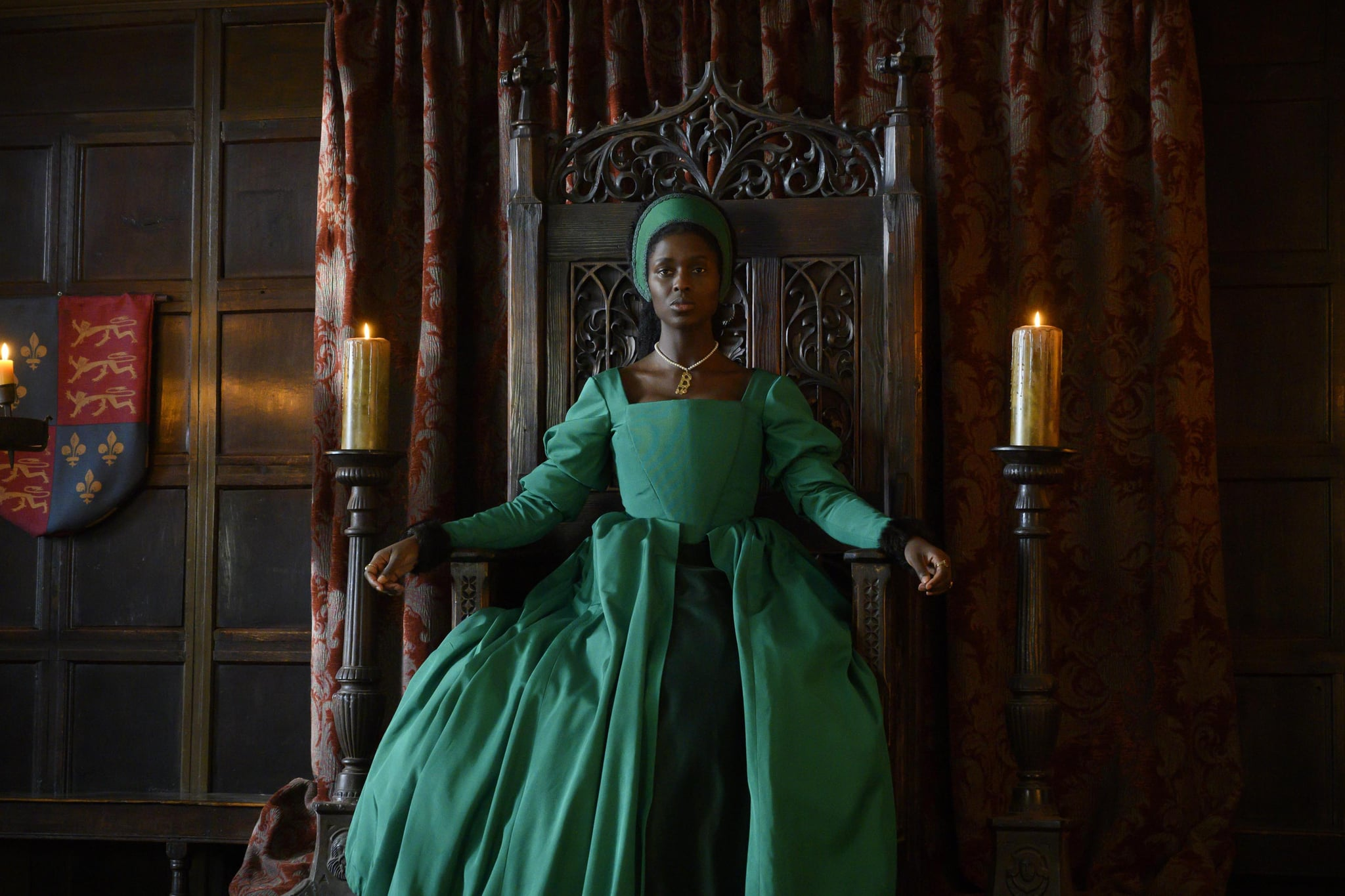 Anne Boleyn: Episode 2CAST:Jodie Turner-Smith as Anne Boleyn