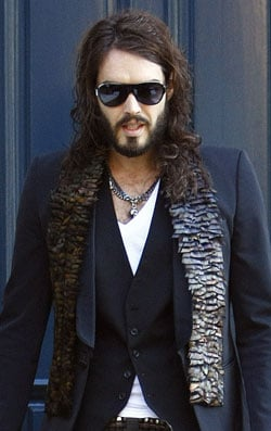 Russell Brand Resigns From BBC!