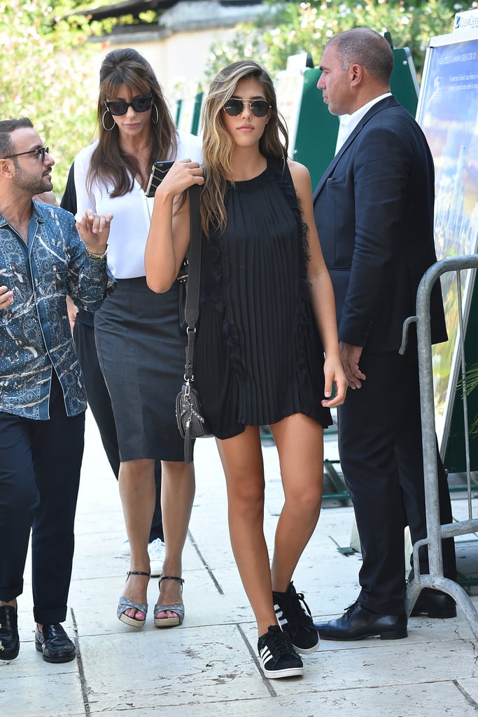 Get to Know Sistine Stallone, Sylvester's Model Daughter and 1 of This Year's Miss Golden Globes