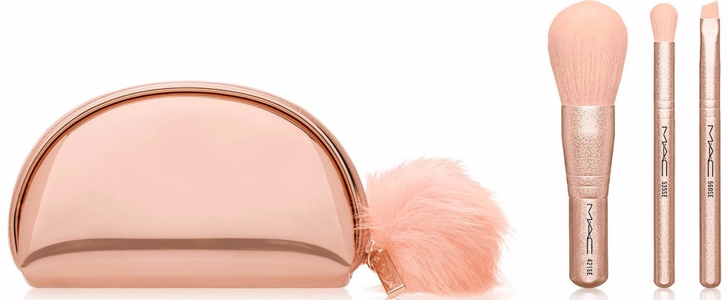 Rose Gold-Lovers — You Need This MAC Holiday Brush Kit, and You Need It Now