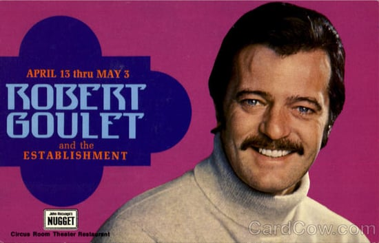 Robert Goulet Goes Nuts at 3 p.m.