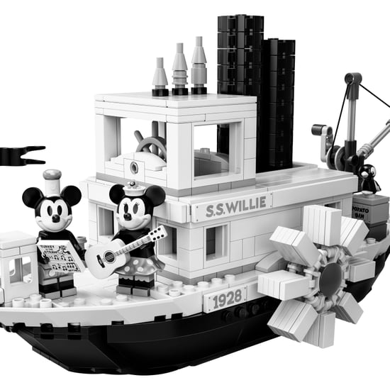 Steamboat Willie Lego Set 2019