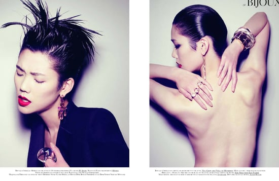Tao Okamoto does Vogue Paris-sept 09