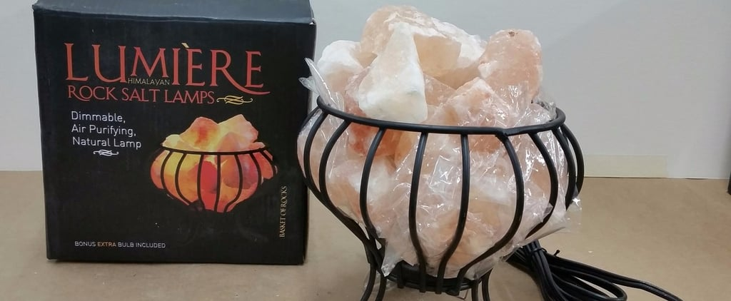 80,000 Himalayan Rock Salt Lamps Have Been Recalled — Check Yours Now!