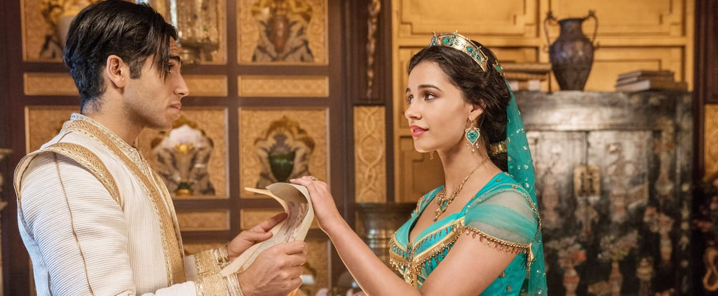 Aladdin Reboot Photos