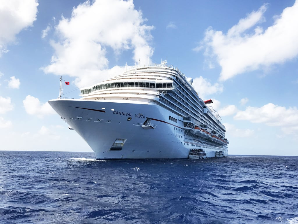 Carnival Vista Cruise Tips