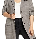 BB Dakota Plaid City Blazer