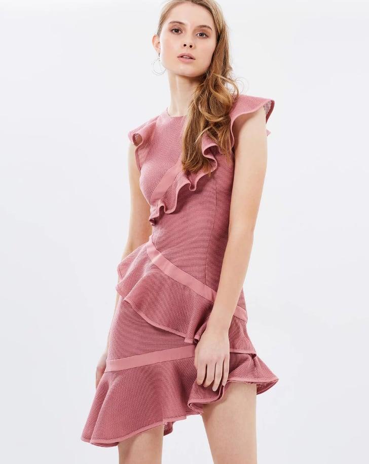 dd232961fe03 Keepsake the Label Flashing Lights Mini Dress ($189.95) | Affordable ...