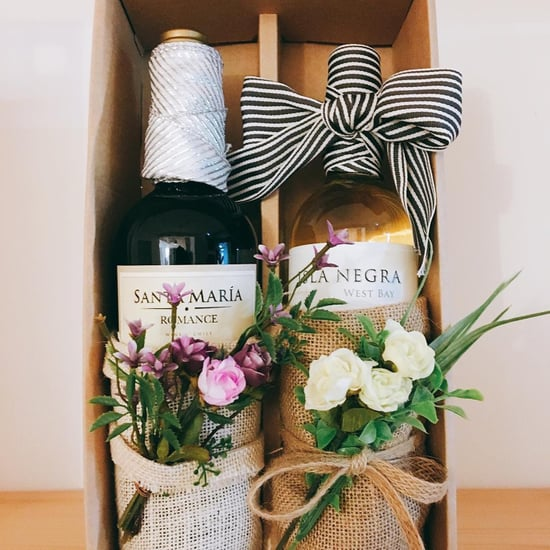 Creative Wine Wrapping Ideas