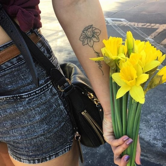 Daffodil Tattoo Ideas