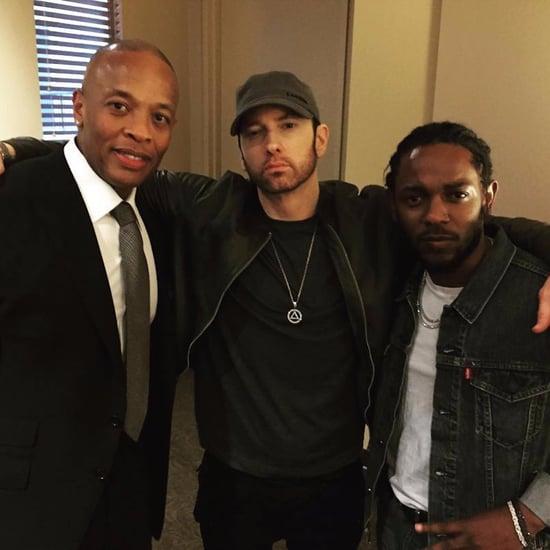 Eminem With a Beard June 2017