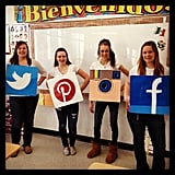 The Ultimate Social Media Suite! Twitter, Pinterest, Instagram, and Facebook