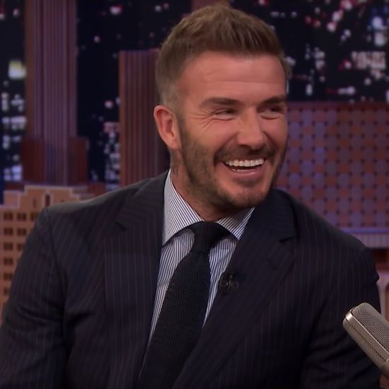 David Beckham Admits He Kept Victoria's Train Ticket