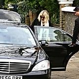 Gwyneth Takes a Ride