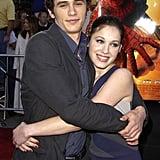 Marla Sokoloff et James Franco