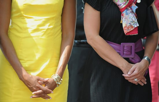 Nine Wives of World Leaders With Great Style