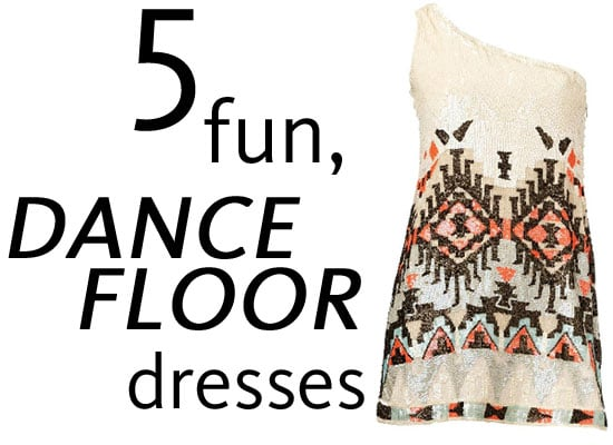 Top Five Dance Floor Ready Dresses: High Shine Party Frocks You Can Buy Online: Sportsgirl, Bec & Bridge, Portmans and more!