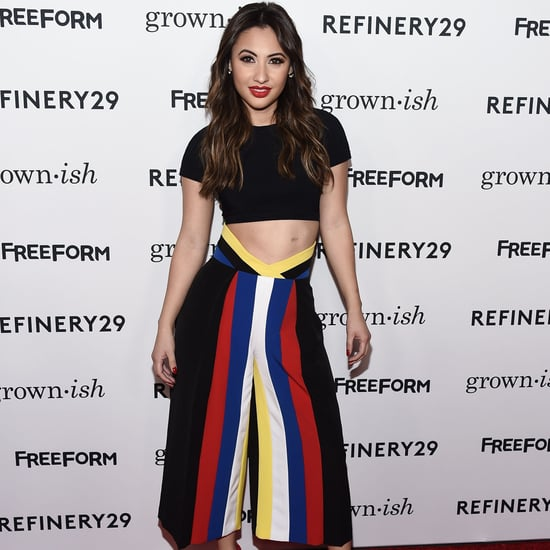 Francia Raisa's Kidney Transplant Scar Photos