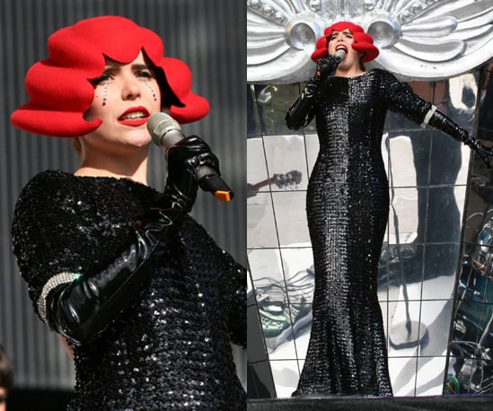 Photos of Paloma Faith at T in the Park 2010 in Scotland 2010-07-10 01:00:30