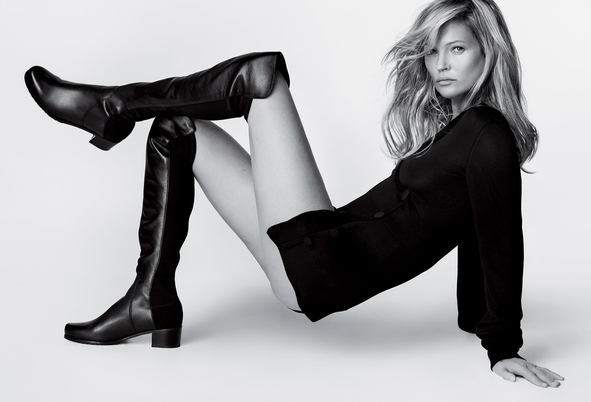 MORE MODELS: Kate Moss Celebrates Her 25th Anniversary on Magazine Cover