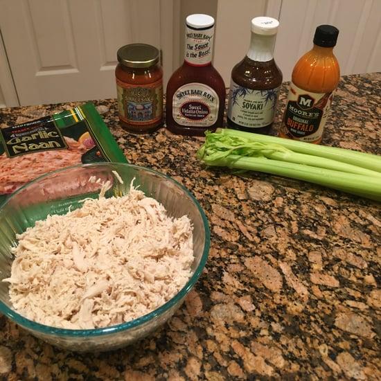 Pull-Apart Chicken Instant Pot Recipe