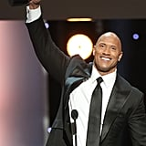 February: He Was Named Entertainer of the Year at the NAACP Image Awards