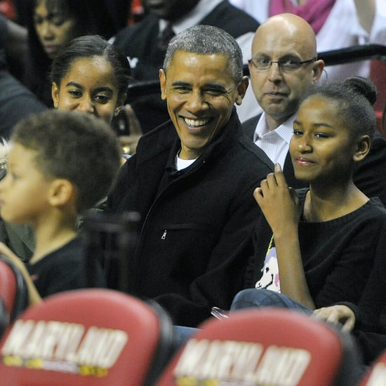 Barack Obama Reflects on Coaching Sasha in His Memoir
