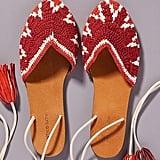 Antik Batik Ryka Crocheted Flats