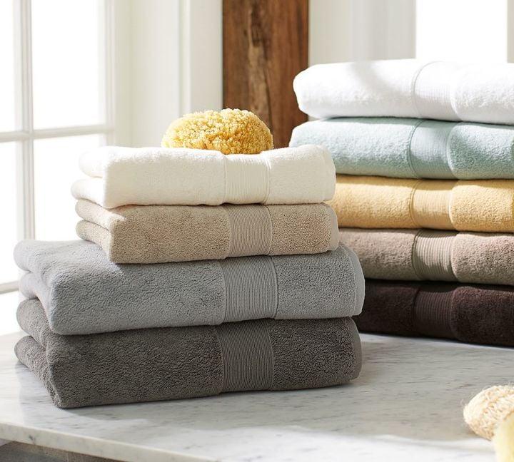 820-Gram Weight Bath Towels