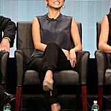 Brenda Song contributed during the Dads discussion panel at the Summer TCA Press Tour in LA.