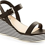 ModCloth Striped Wedge
