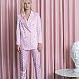 W Concept Silk Pink Jacket