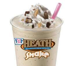 Baskin-Robbins Milkshake of Death