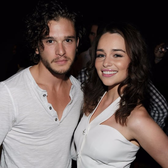 Kit Harington and Emilia Clarke Pictures