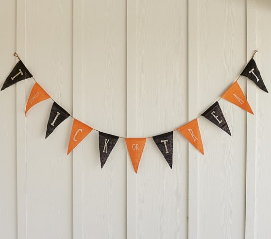 Trick-or-Treat Garland
