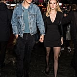 Anwar Hadid and Nicola Peltz