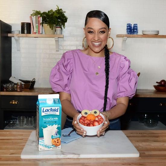 Tia Mowry on Motherhood and Cooking