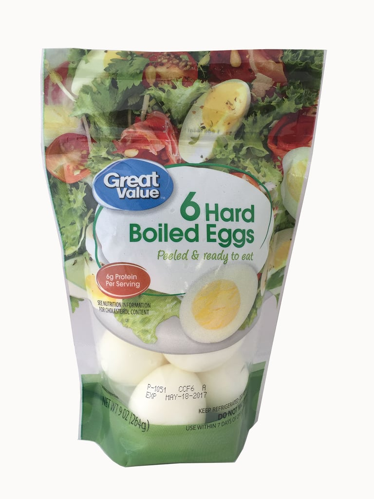 Great Value Hard-Boiled Eggs