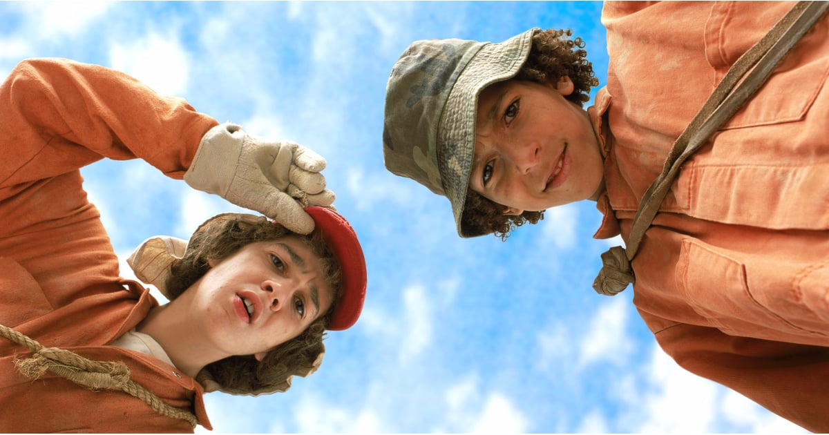 Holes Is Coming to Netflix in August and We Can't Wait to Watch With Our Kids