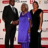 Jimi Bani, Bonita Mabo and Deborah Mailman