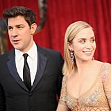 Emily Blunt and John Krasinski at SAG Awards 2017