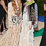 Mary-Kate and Ashley Olsen Dance the Night Away at Katy Perry's Met Gala Afterparty
