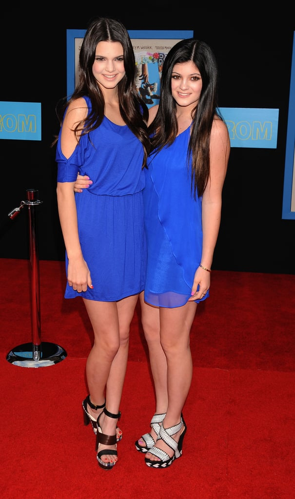 """Kendall And Kylie Used To """"Twin"""" A Lot"""