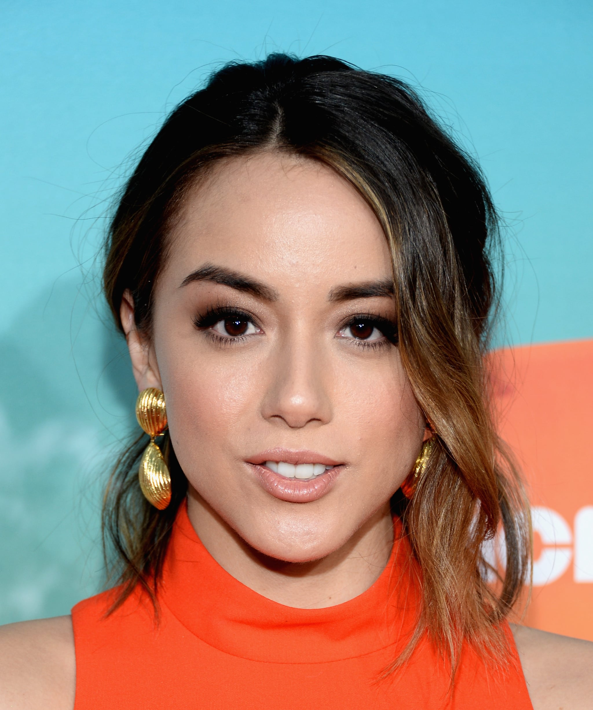 INGLEWOOD, CA - MARCH 12:  Actress Chloe Bennet attends Nickelodeon's 2016 Kids' Choice Awards at The Forum on March 12, 2016 in Inglewood, California.  (Photo by Frazer Harrison/Getty Images)