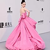 Coco Rocha at the amfAR Cannes Gala